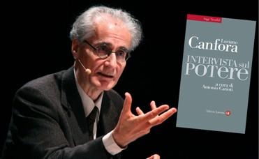 Luciano Canfora, Intervista sul potere. A cura di A. Carioti