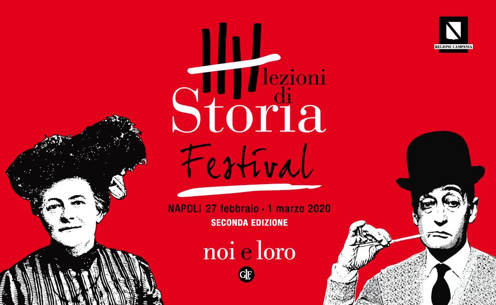 Noi e loro: Festival Lezioni di Storia