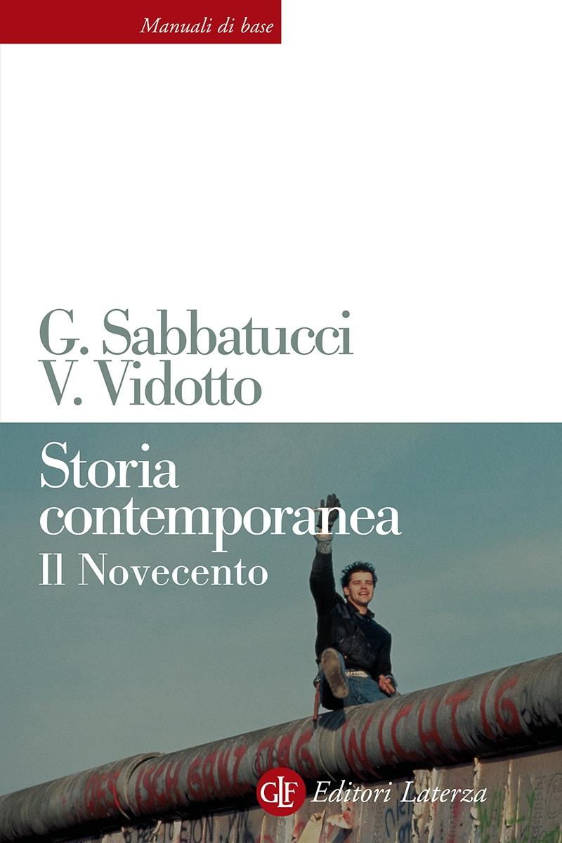 sabatucci vidotto storia contemporanea  Editori Laterza :: Storia contemporanea