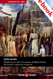 L'Italia tra le arti e le scienze di Mario Sironi