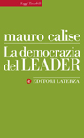 La democrazia del leader