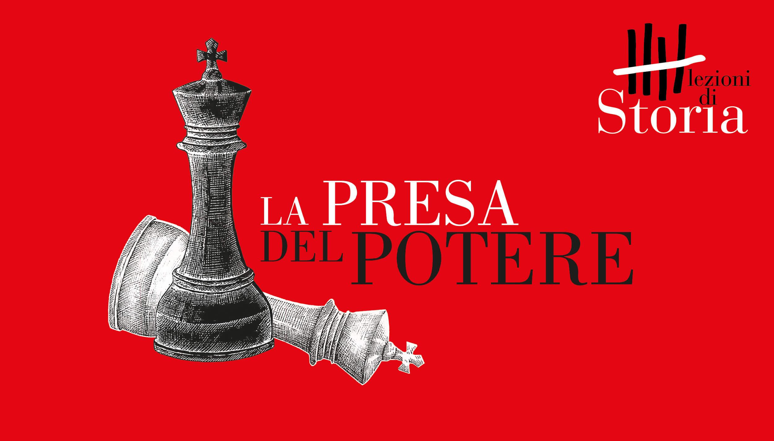"""Paolo Di Paolo racconta """"La presa del potere"""""""