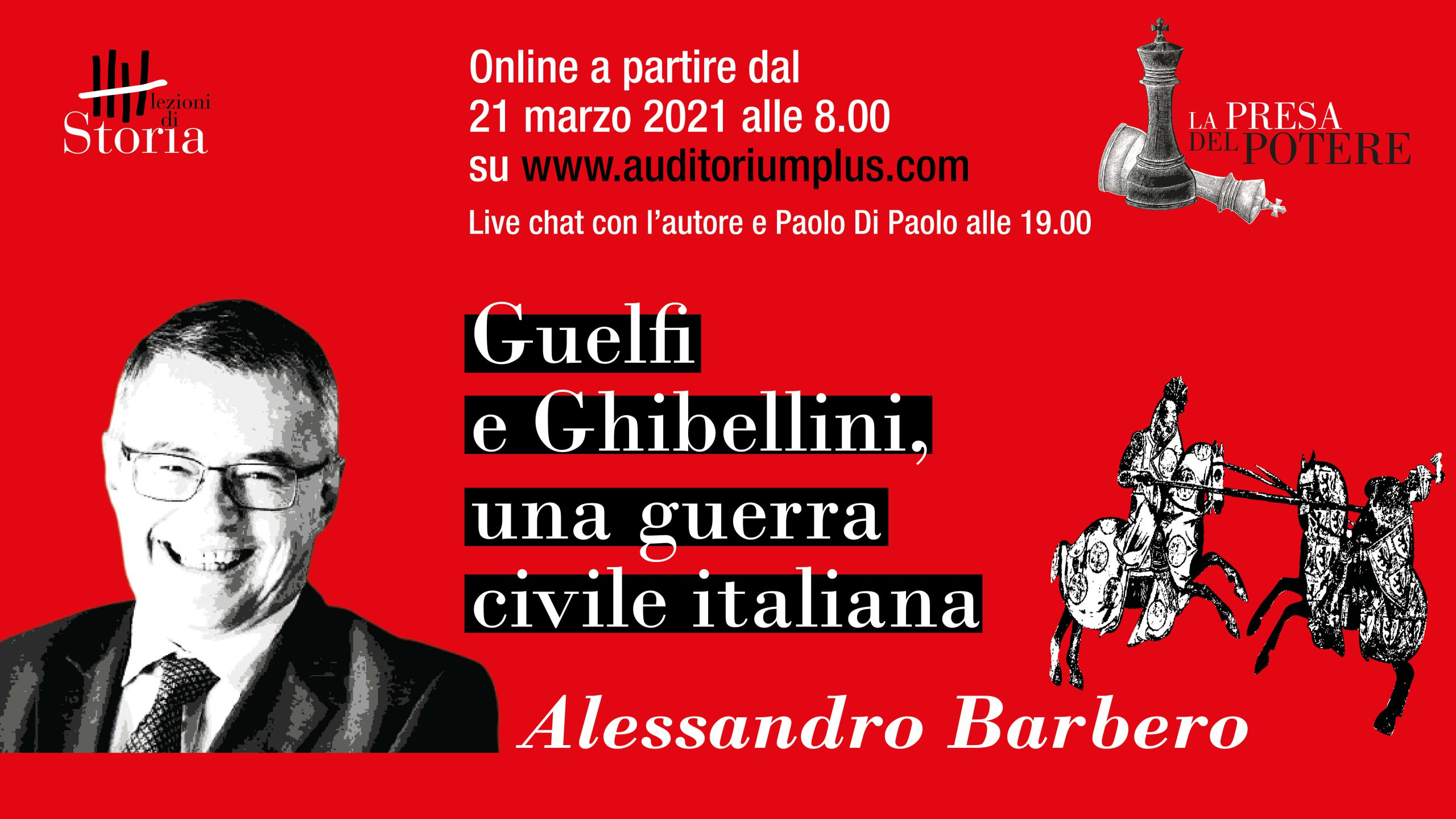 Guelfi e Ghibellini, una guerra civile italiana