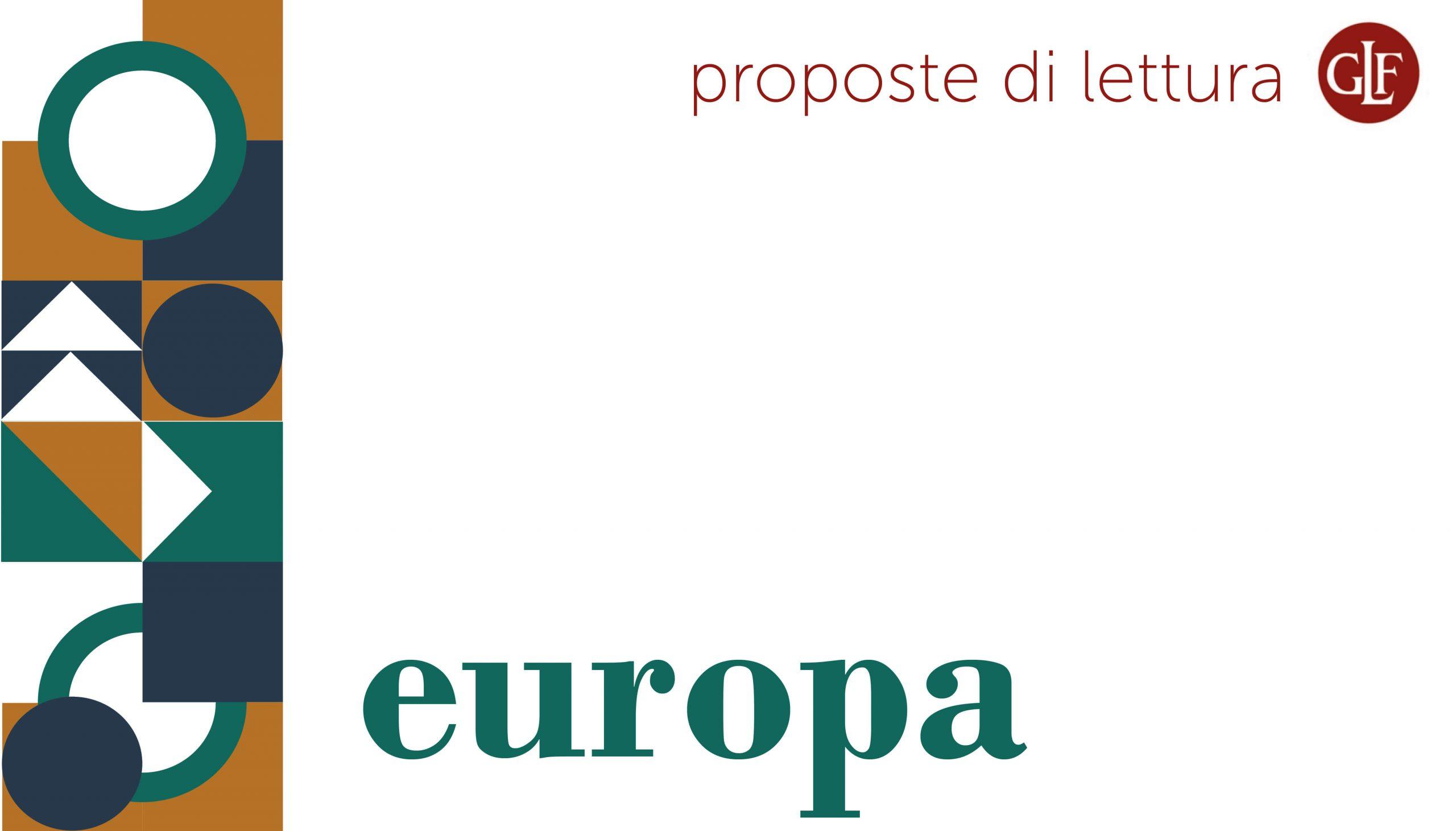 [Proposte di lettura] Europa