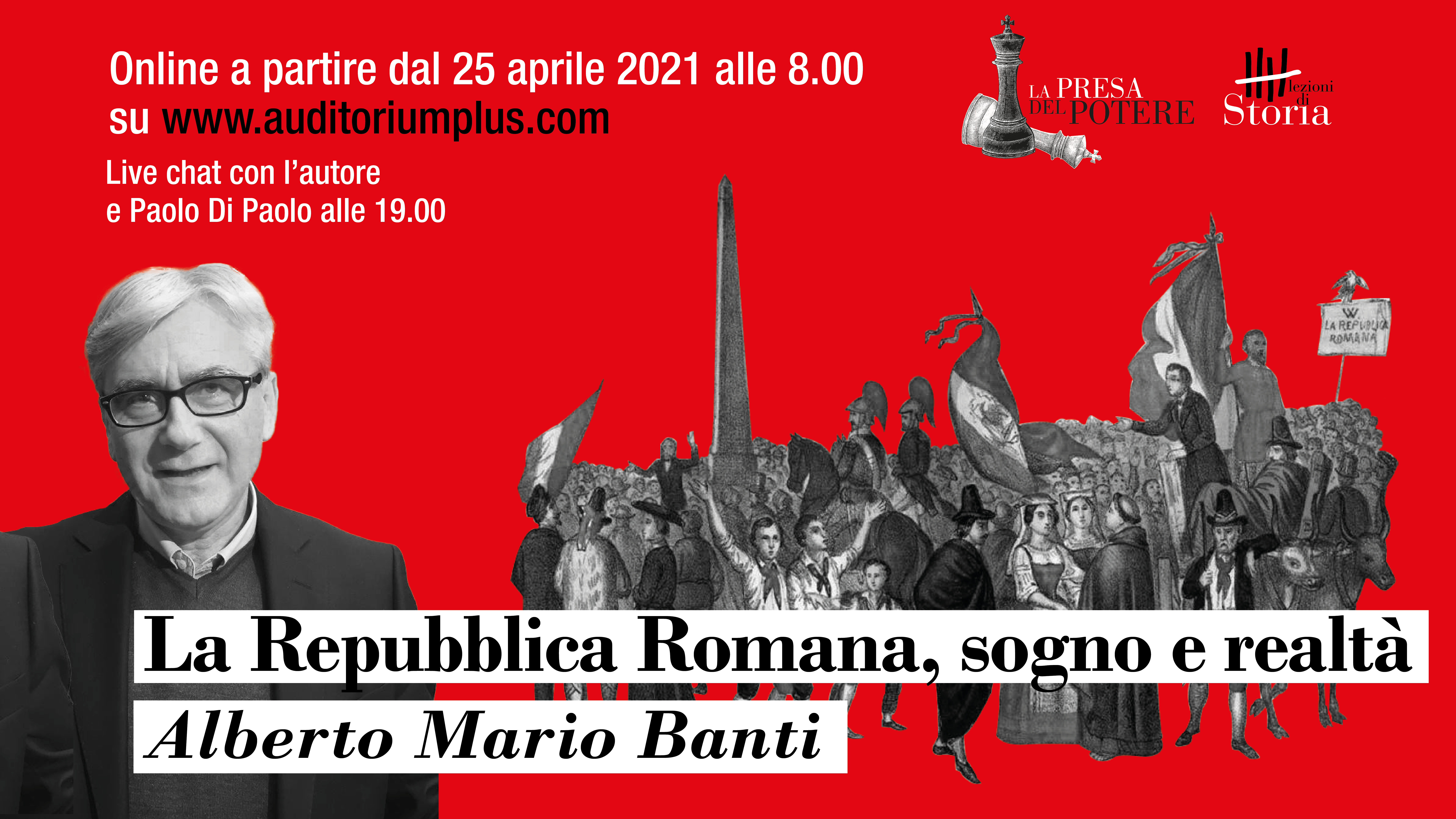 La Repubblica Romana, sogno e realtà