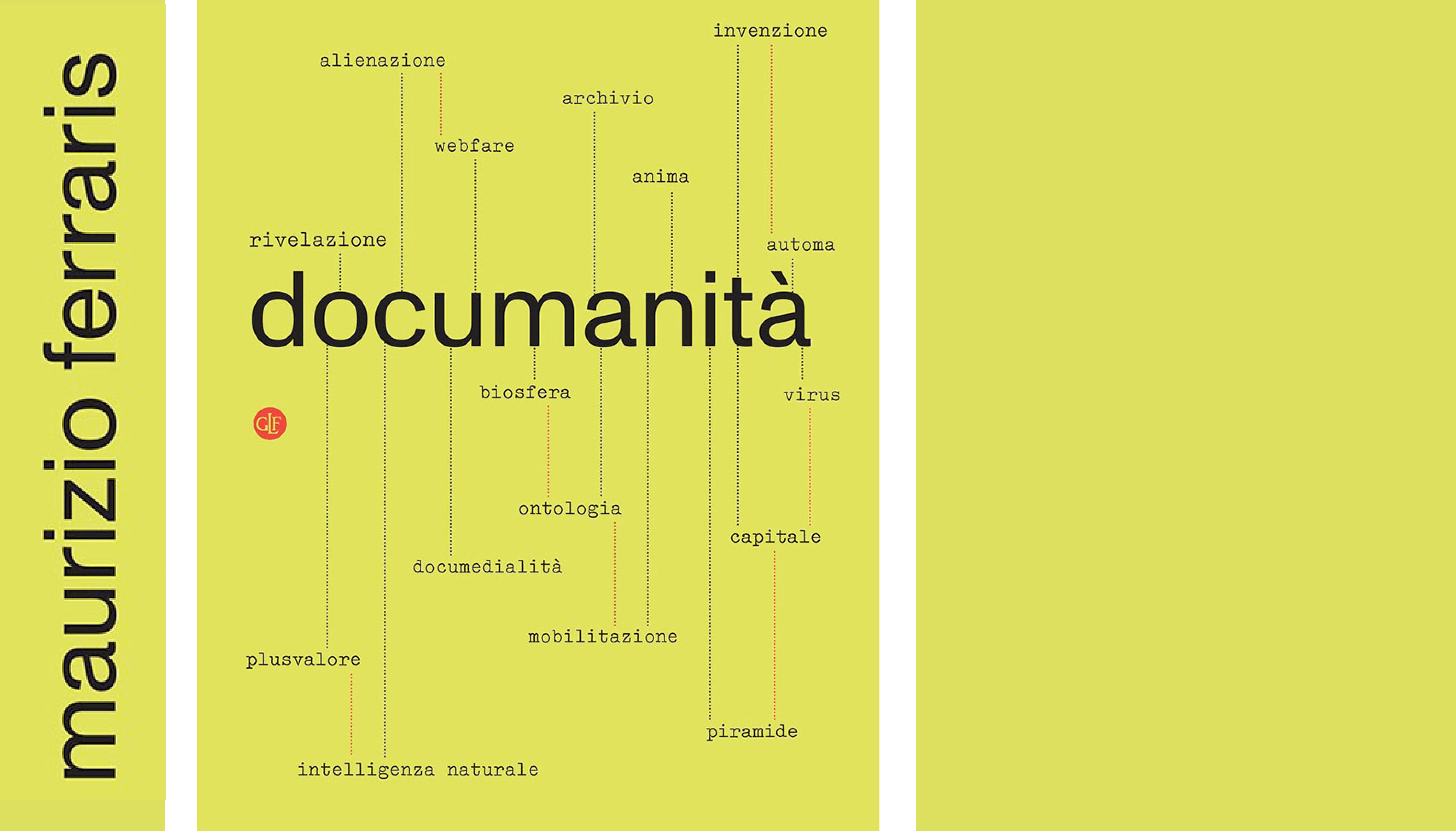 Documanità: un podcast di Maurizio Ferraris