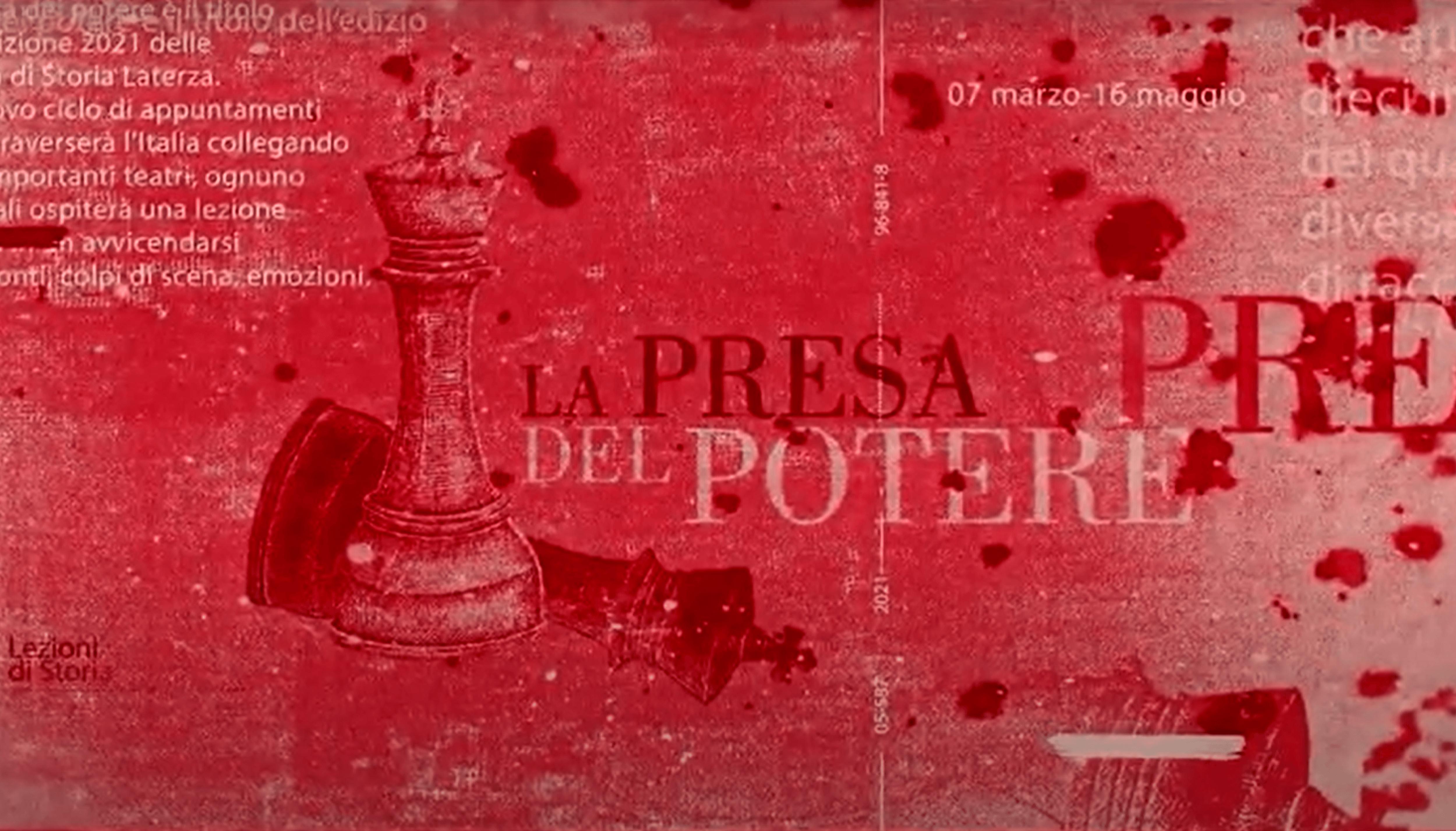 Lezioni di Storia | Alla scoperta del Potere: un nuovo trailer
