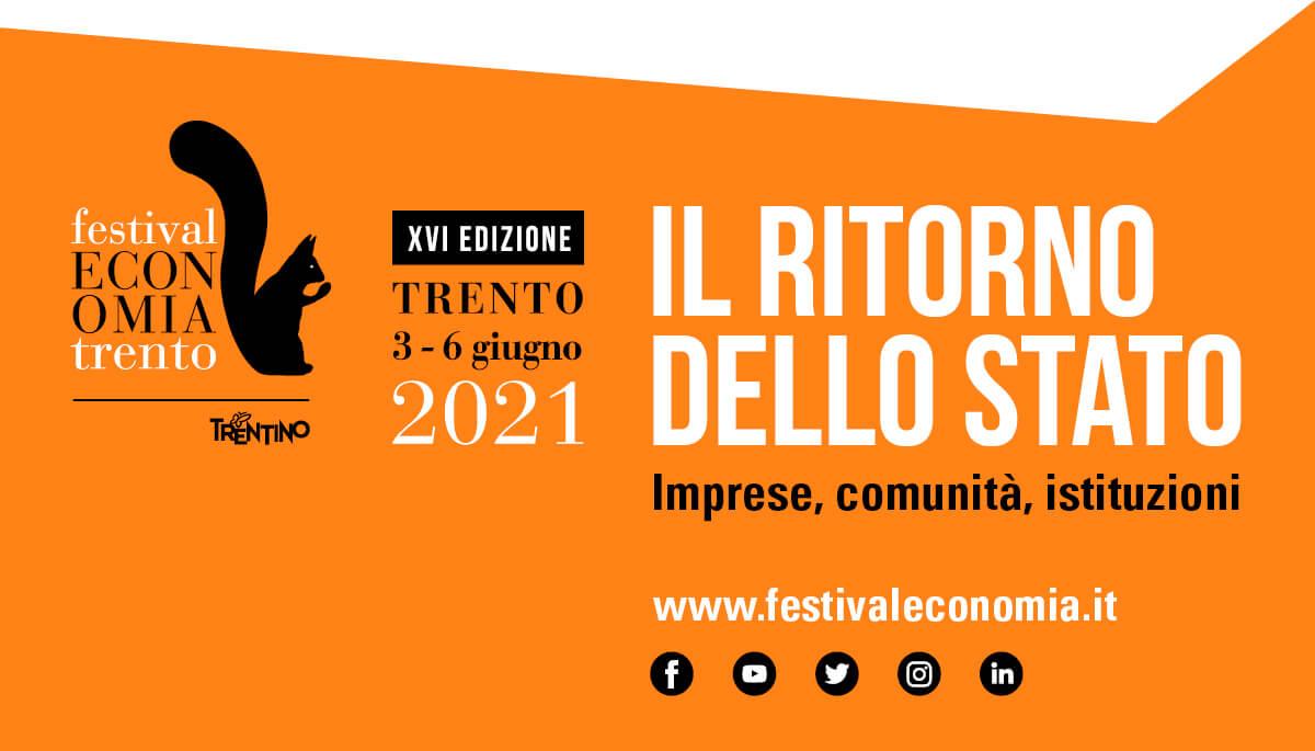Festival dell'Economia di Trento, ecco il programma