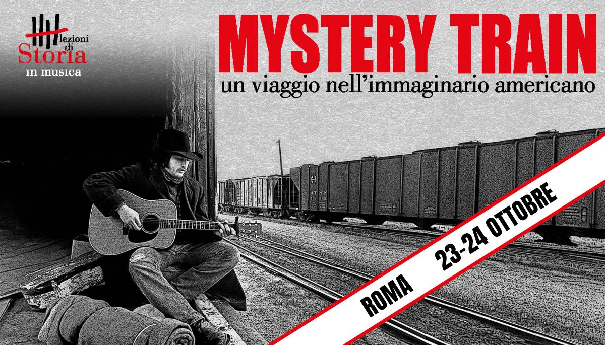 """Un nuovo appuntamento per """"Mystery train"""""""