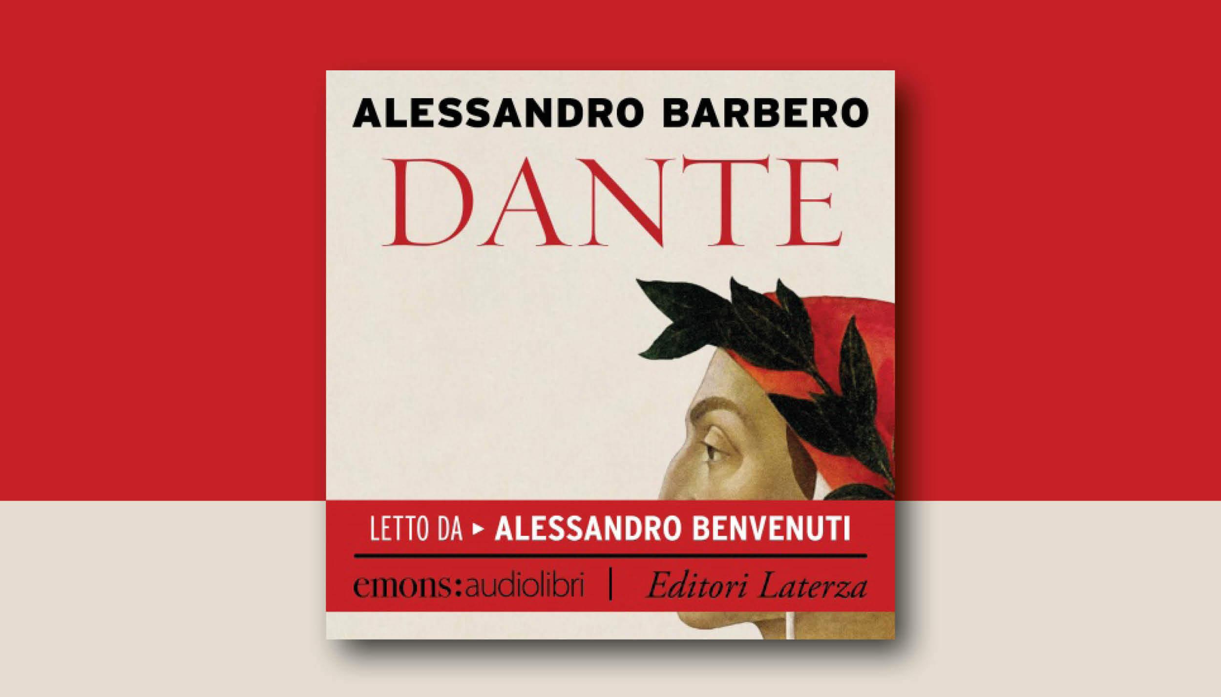 """""""Dante"""" di Alessandro Barbero: un audiolibro"""