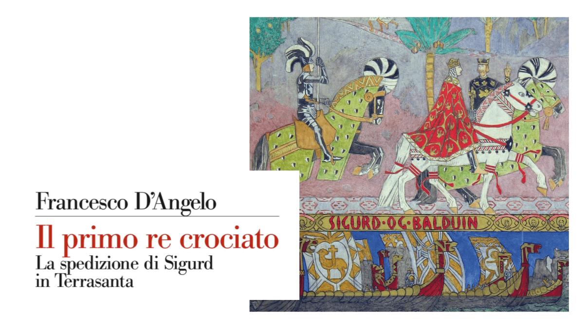 Re Sigurðr si è fatto il giro del mondo per essere il primo a visitare il Sepolcro