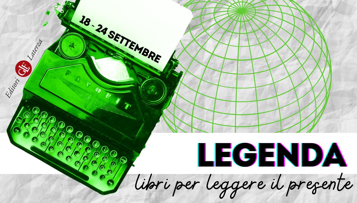 Legenda. Libri per leggere il presente