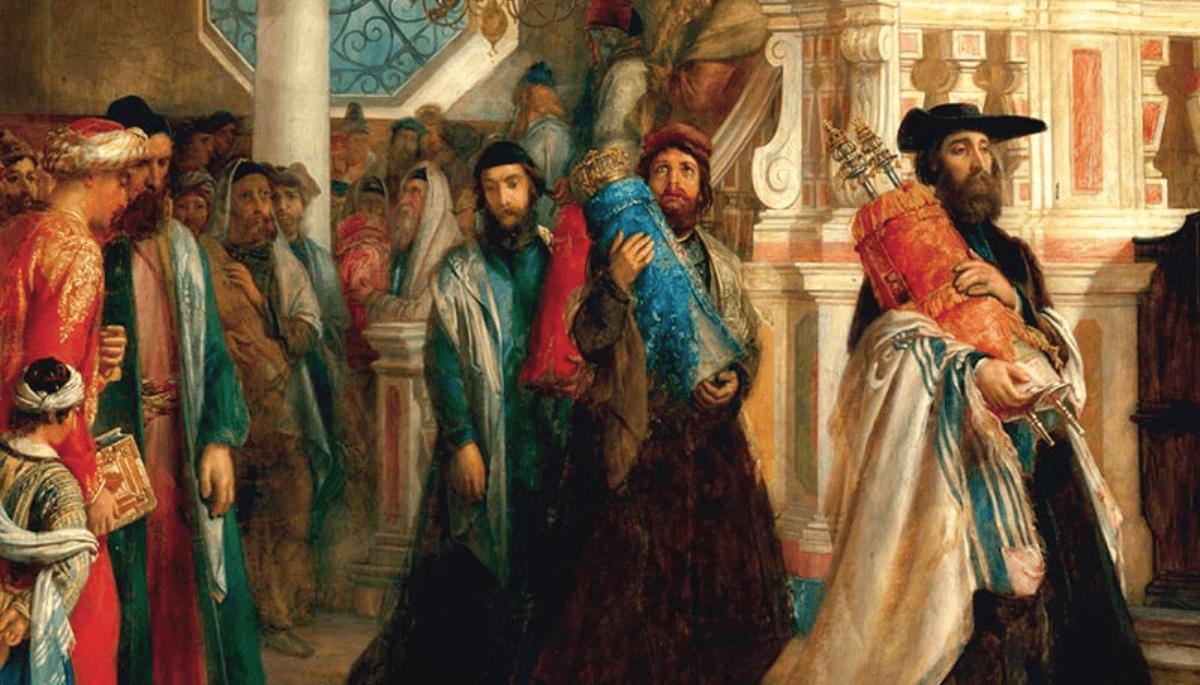 Voci ebraiche, voci italiane