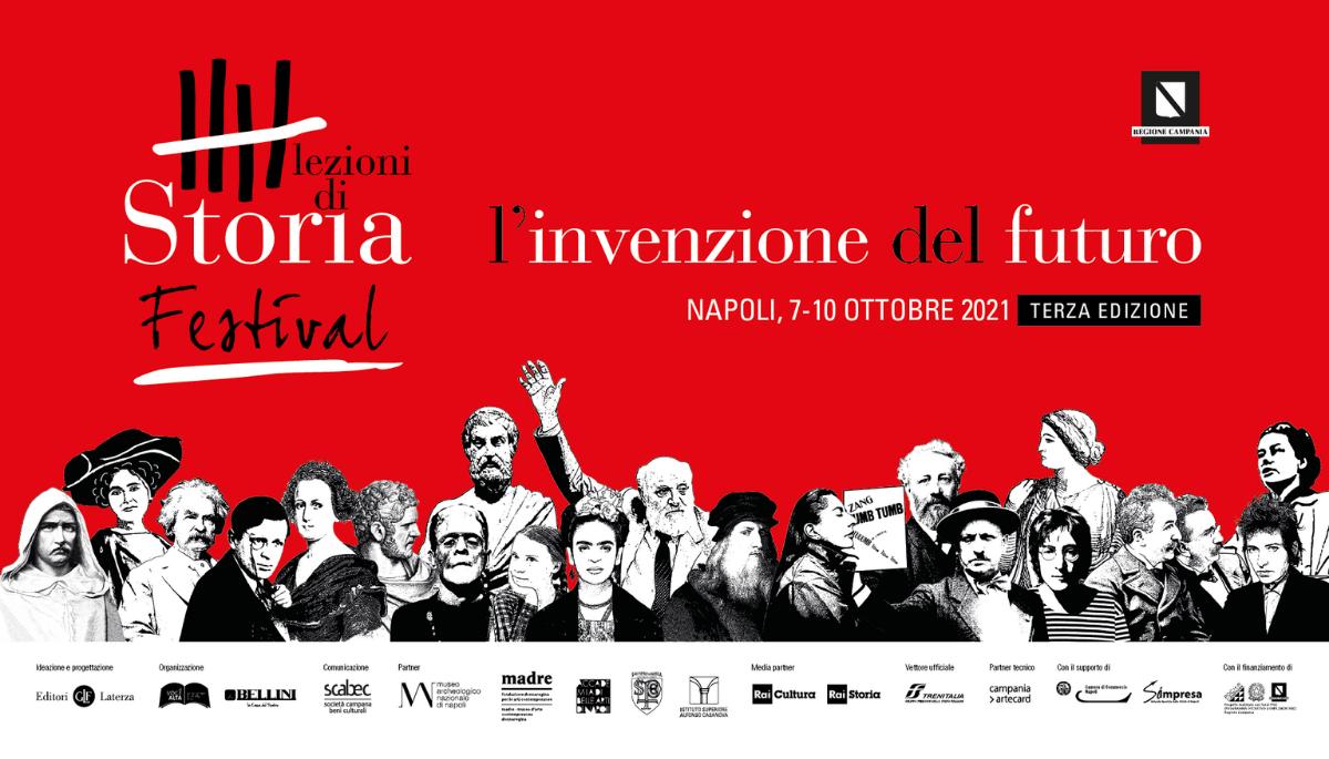 L'invenzione del futuro: le Lezioni di Storia tornano a Napoli