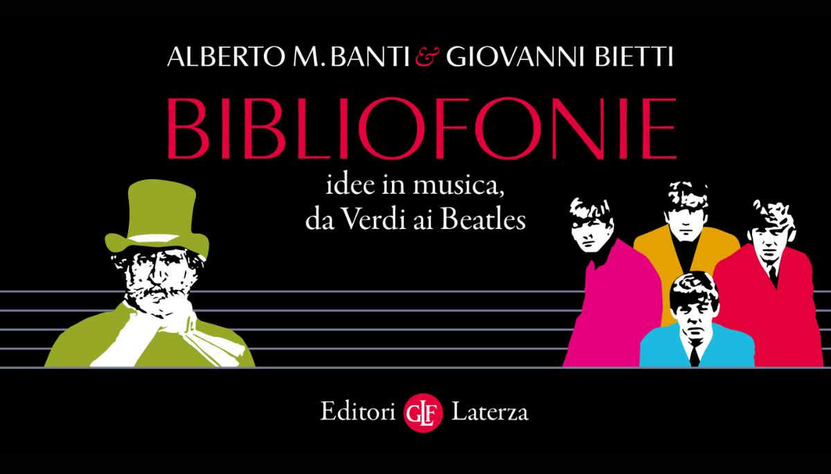 Bibliofonie: idee in musica, da Verdi ai Beatles