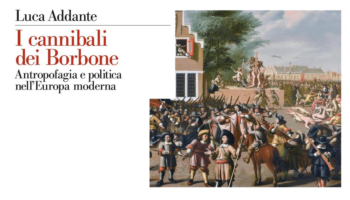 Per sconfiggere la Rivoluzione napoletana i Borbonici mangiavano il nemico