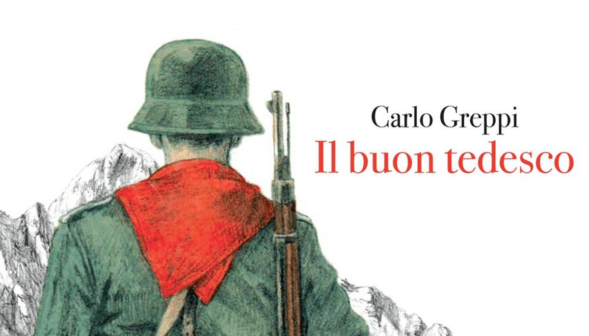 """Carlo Greppi racconta """"Il buon tedesco"""""""