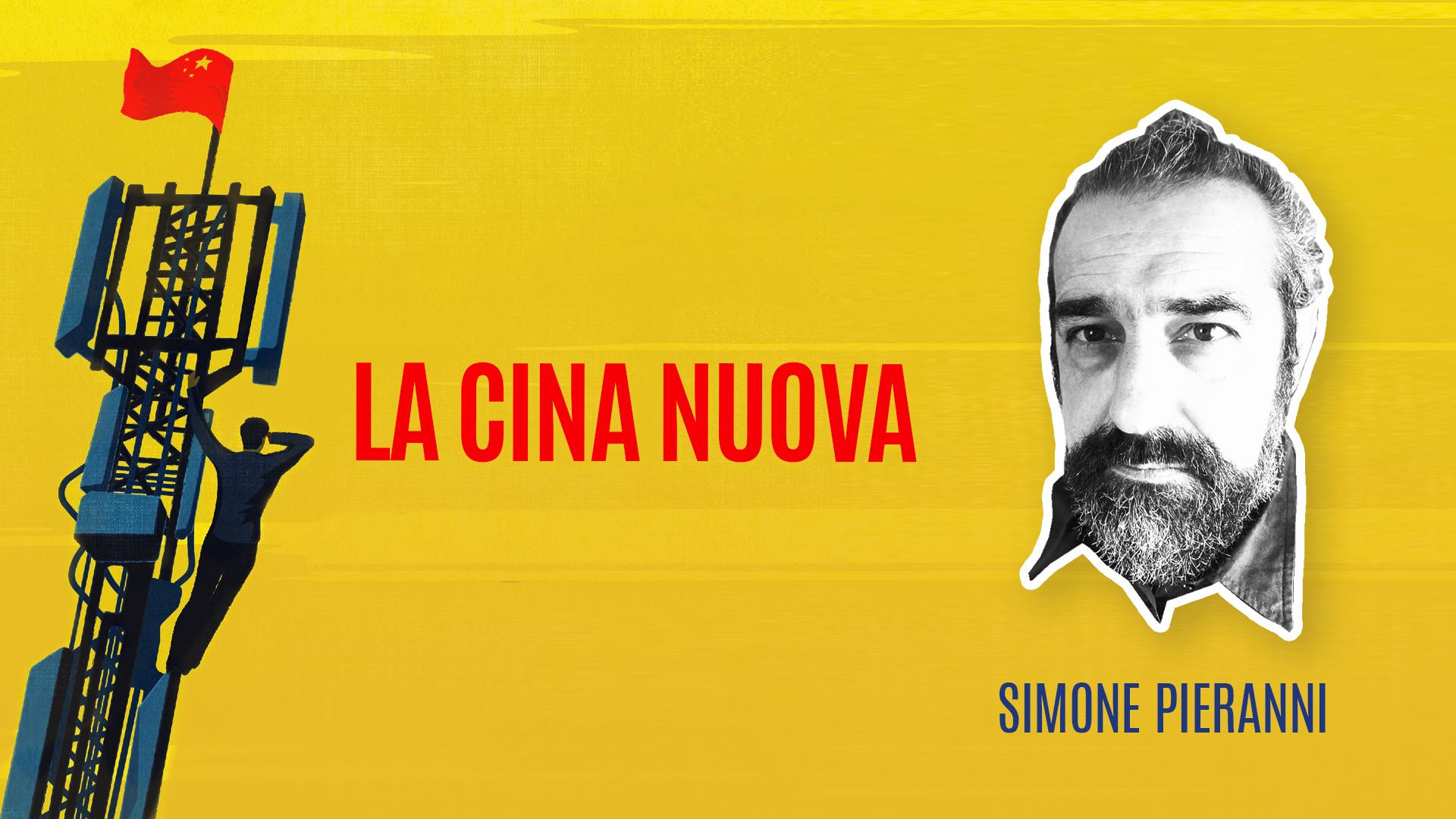 """Simone Pieranni racconta """"La Cina nuova"""""""